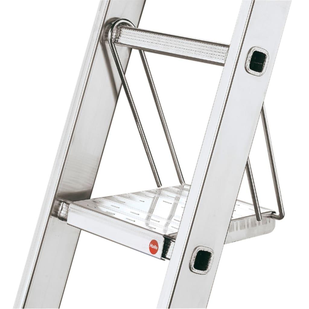 Afbeelding van Hailo Hangend ladderplateau staal 9950-001