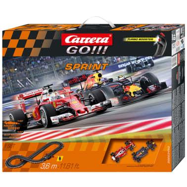 Carrera GO!!! Conjunto de pista de carreras Sprint 1:43 20062452[5/5]
