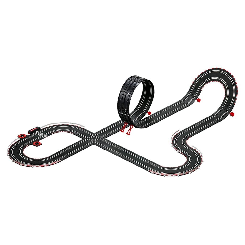 Carrera Set mașinuțe de curse și pistă Max Speed 1:43 vidaxl.ro