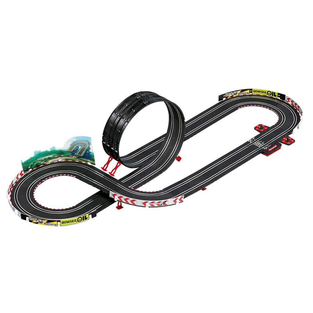 Carrera Set mașinuțe de curse și pistă Nintendo Mario Kart 8 1:43 vidaxl.ro