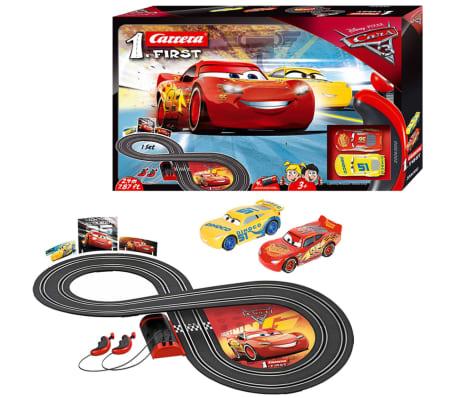 Carrera FIRST Set de pista y coches Cars 3 1:50 20063010[1/5]