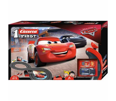 Carrera Tor wyścigowy Auta Cars First, 1:43, czerwony, 20063022[3/3]