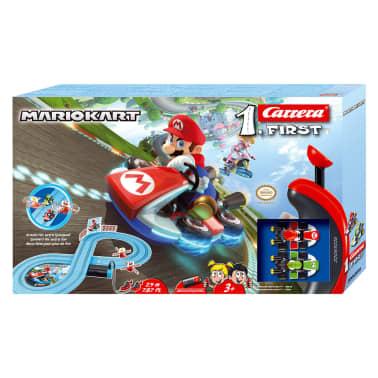 Carrera FIRST Set de pista eléctrica y coches Nintendo Mario Kart 1:50[4/4]