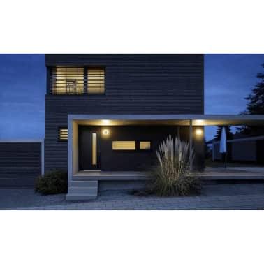 Acheter steinel luminaire d 39 ext rieur l 220 led argent - Solde luminaire exterieur ...