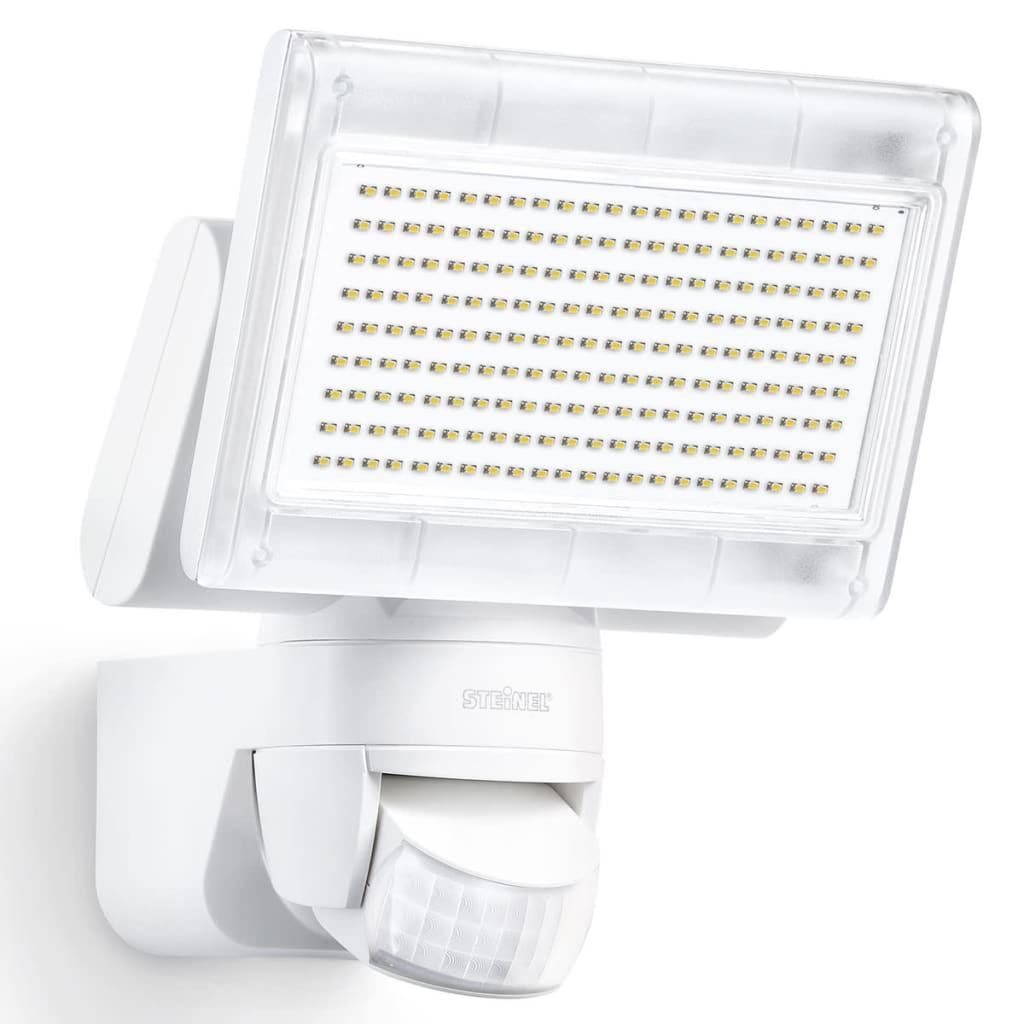 "Steinel Proiector LED cu senzori ""XLED Home 1"", alb, 029654 poza vidaxl.ro"