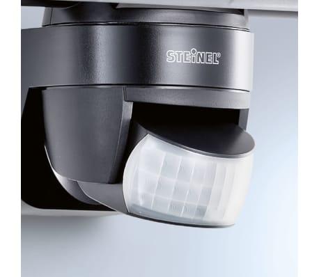 steinel holofote com sensor led xled home 3 preto 029722. Black Bedroom Furniture Sets. Home Design Ideas