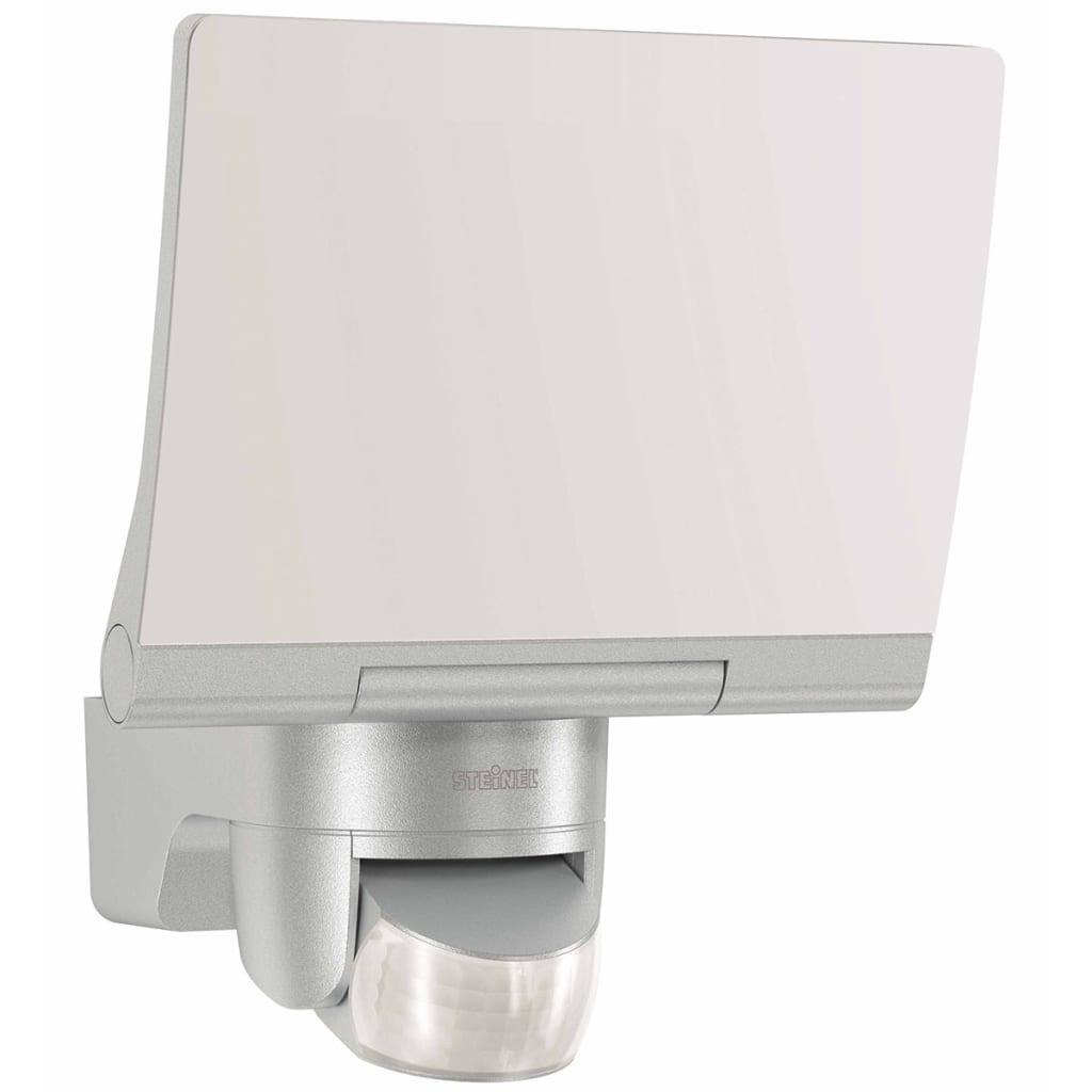 Steinel Proiector cu senzor XLED Home 2XL, argintiu 030063 poza vidaxl.ro