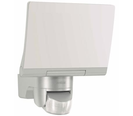 steinel spotlight sensor xled home 2 xl zilver 030063 online kopen. Black Bedroom Furniture Sets. Home Design Ideas
