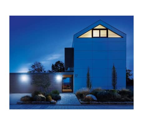 Steinel Sensor-Flutlicht XLED Home 2 XL Silber 030063[3/6]
