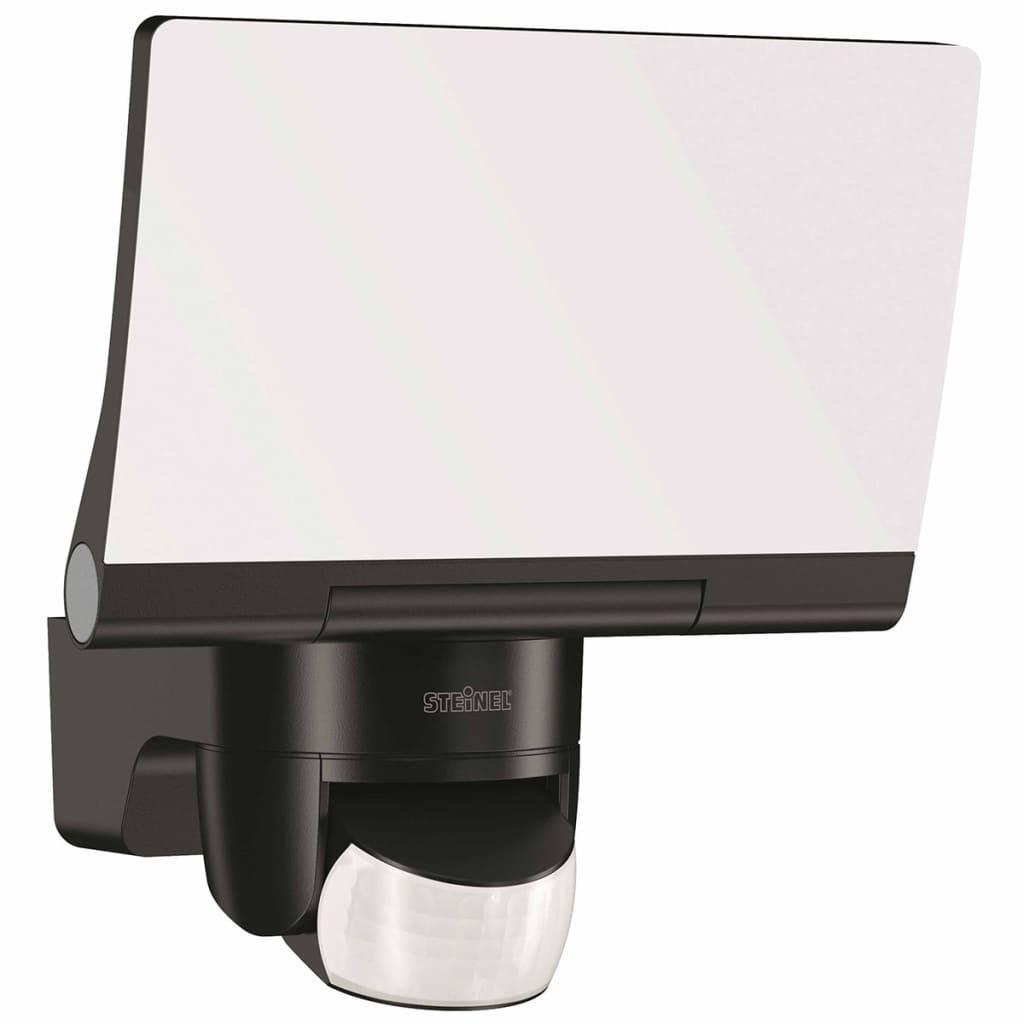 Steinel Proiector cu senzor XLED Home 2, negru, 033071 poza vidaxl.ro