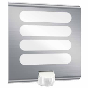 Acheter steinel luminaire d 39 ext rieur l 224 led argent - Solde luminaire exterieur ...