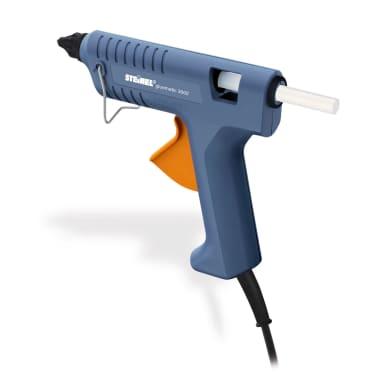 Steinel Gluematic 3002 Pistolet à colle Bleu[1/2]