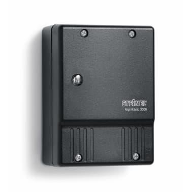 Steinel Interrupteur crépusculaire NightMatic 3000 Noir[2/3]