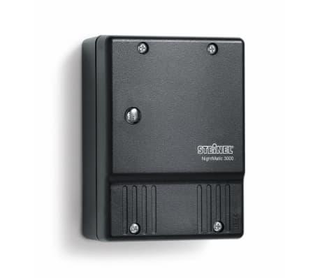 Steinel Interrupteur crépusculaire NightMatic 3000 Noir[3/3]