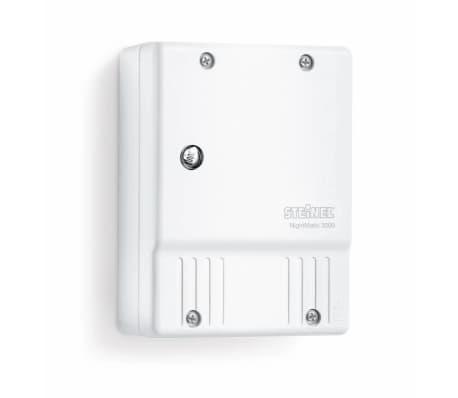 Steinel Interrupteur crépusculaire NightMatic 3000 Blanc[2/3]