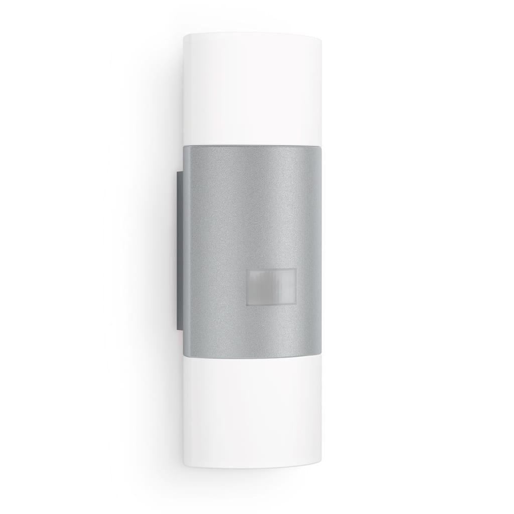 Steinel Lampă cu senzor pentru exterior LED Argintiu L 910 poza 2021 Steinel