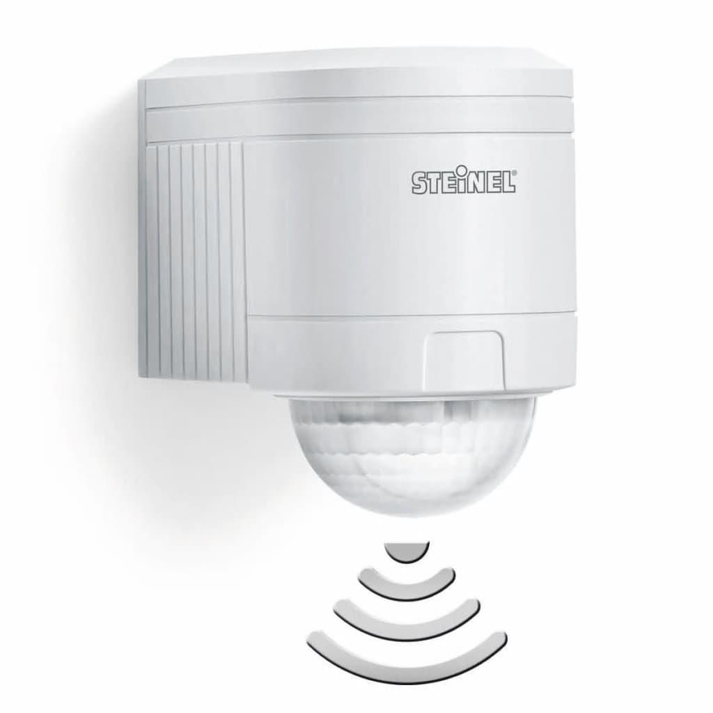Steinel Senzor de mișcare infraroșu IS 240 DUO Alb imagine vidaxl.ro