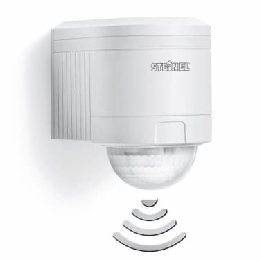 Steinel Capteur de mouvement infrarouge blanc IS 240 DUO[2/3]
