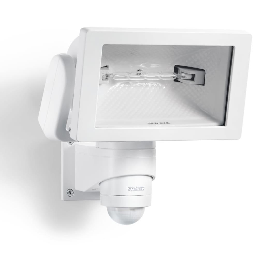 Steinel Reflector cu Senzor pentru exterior HS 300 DUO Alb poza vidaxl.ro