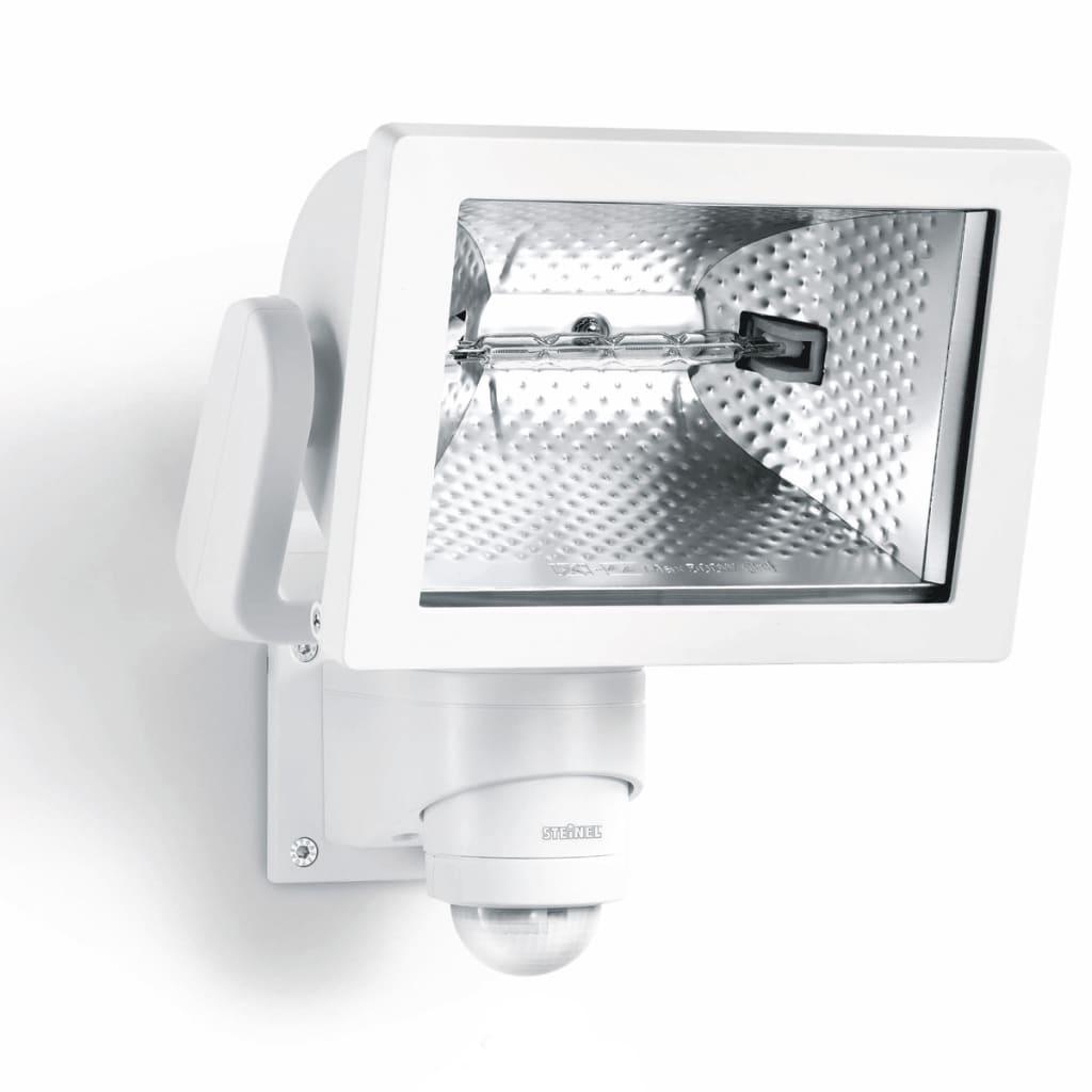 Steinel Reflector cu Senzor pentru exterior HS 500 DUO Alb poza 2021 Steinel