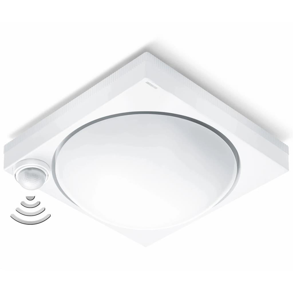 Steinel Lampă cu senzor pentru exterior DL 750 S Plastic alb imagine vidaxl.ro