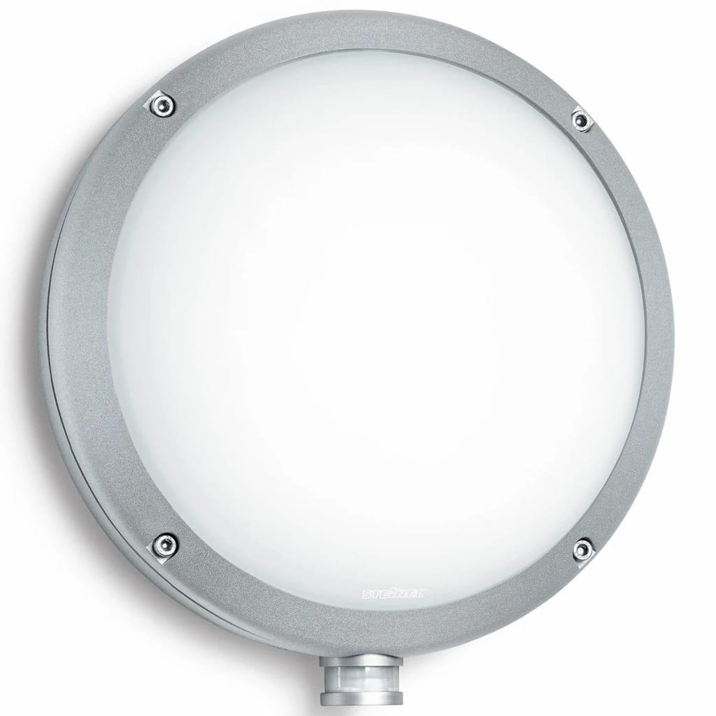 Steinel Designer Comutator cu Senzor Lumină Exterior L 330S Argintiu poza 2021 Steinel