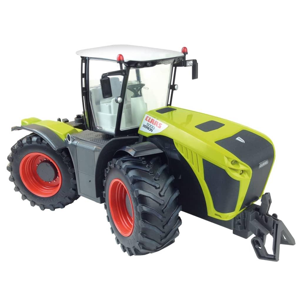 CLAAS Tractor de jucărie RC XERION 5000 1:16 imagine vidaxl.ro