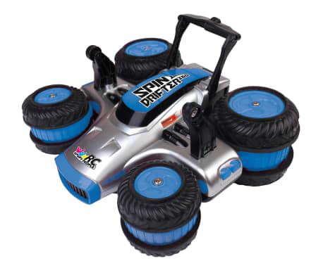 Happy People Voiture jouet télécommandée RC Spin Drifter 360