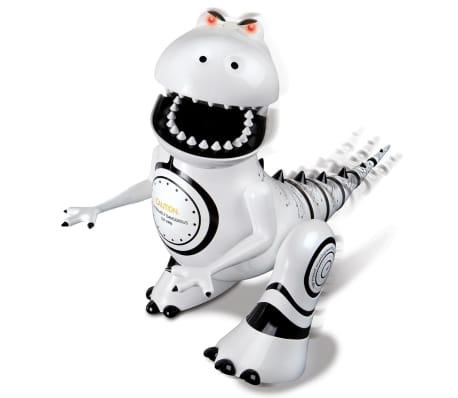 Happy People Robot de juguete a pilas Robosaurus 25 cm