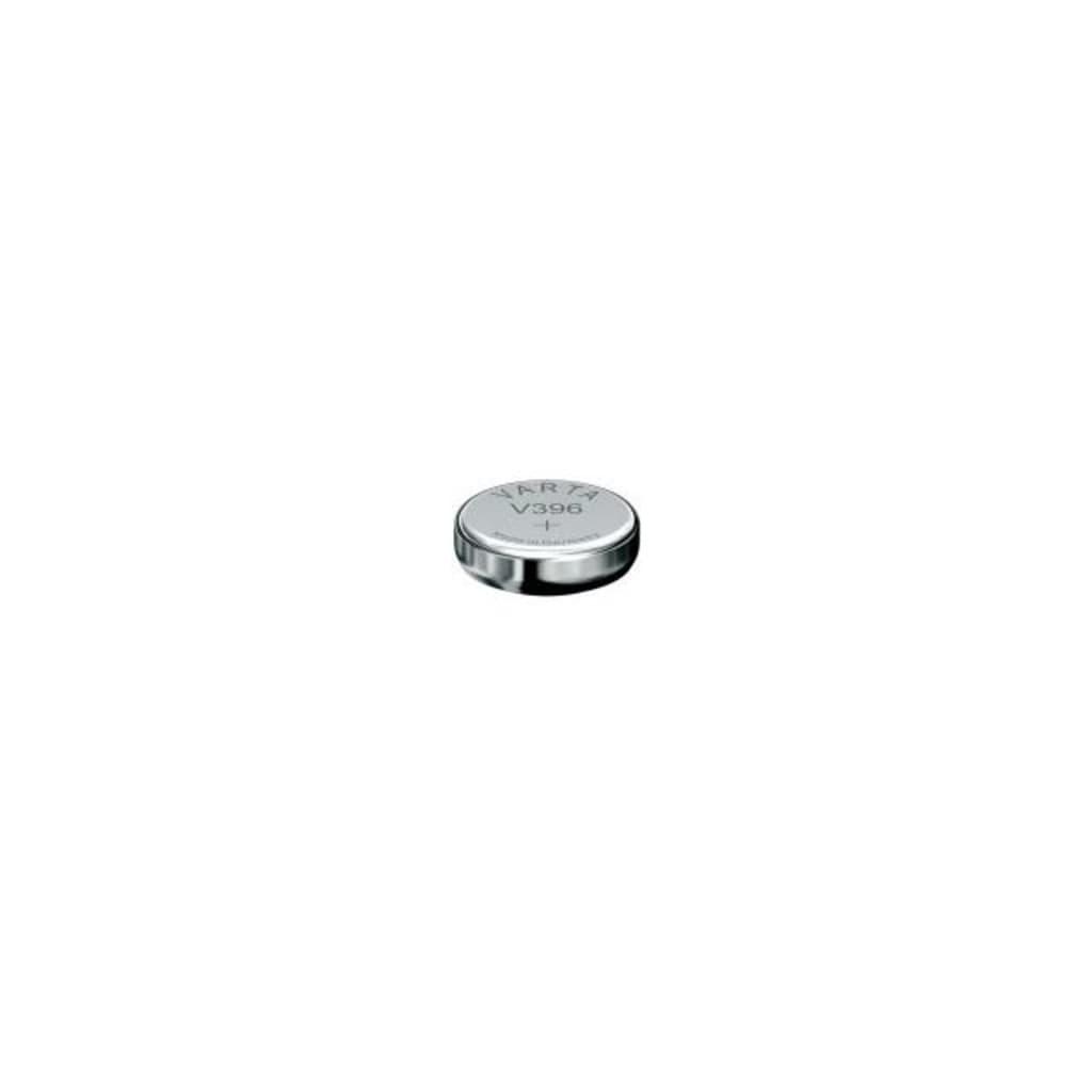 Varta V396 Knopfzelle Silber