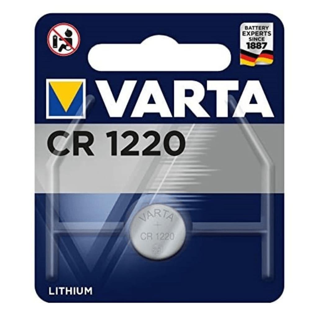 Varta CR1220 Lithium Knoopcel Batterij