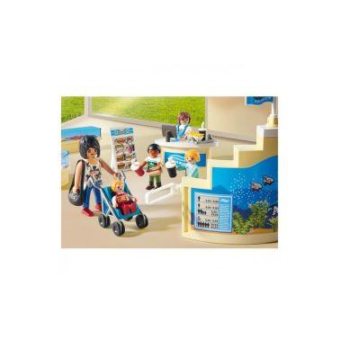 Acheter 9061 playmobil boutique de l aquarium pas cher for Aquarium en solde