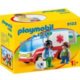 9122 Ambulance, Playmobil 1.2.3