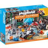 9263 Calendrier de l'Avent Mission des Tops Agents, Playmobil Autres