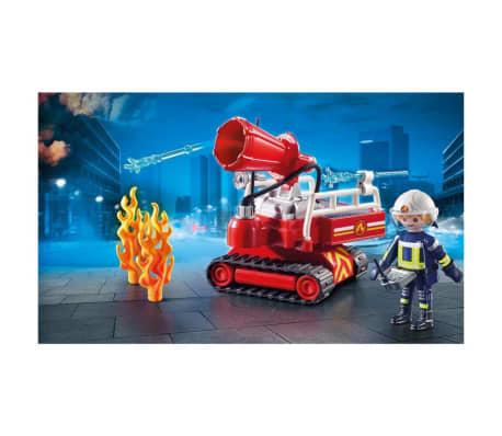 Playmobil 9467 Robot d'extinction d'incendie