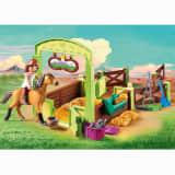9478 Playmobil Lucky et Spirit avec box 1218