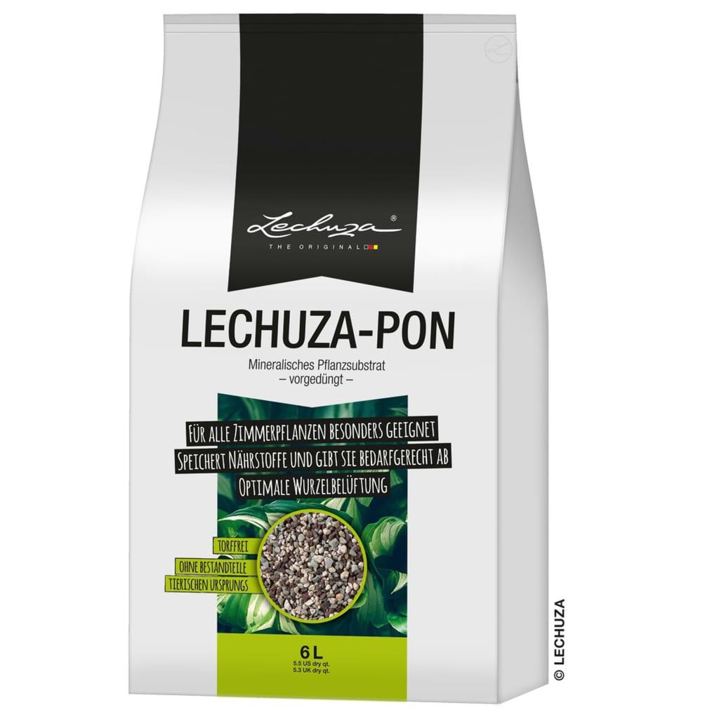 LECHUZA Substrat pentru jardinieră PON 6 L poza 2021 LECHUZA