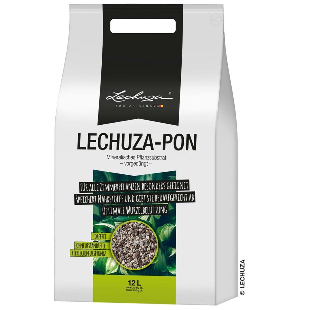 LECHUZA Substrat pentru plante PON, 12 L vidaxl.ro