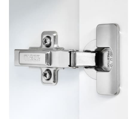 Tiger Badkamer meubelset Frames 80 cm eikenhout zwart 1646423750 ...