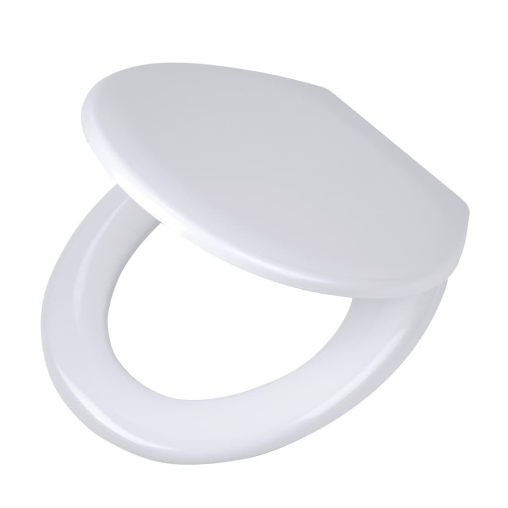 Afbeelding van Tiger toiletbril Mason durplast wit 251470646