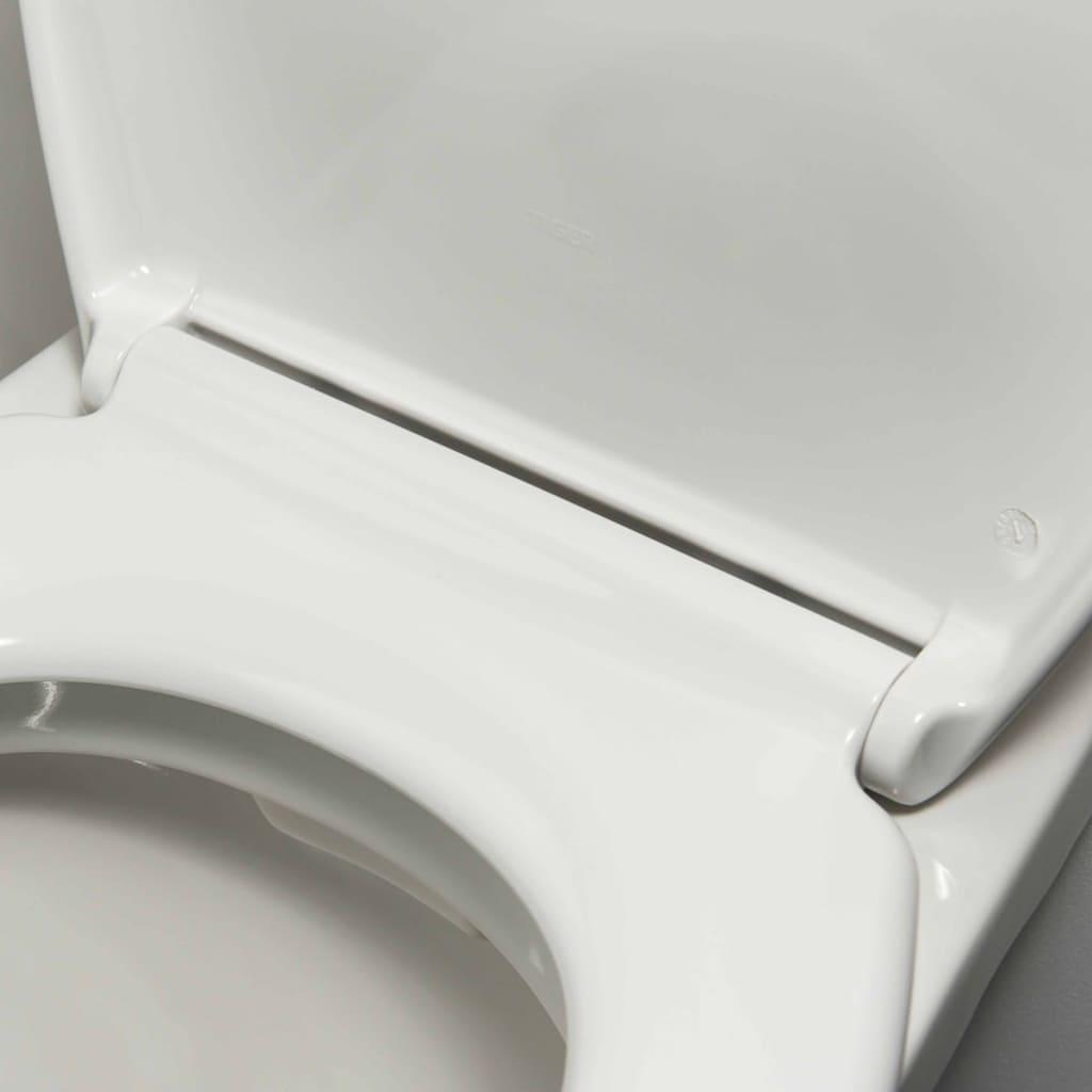 Tiger Soft-close toiletbril Ventura Duroplast wit 251490646
