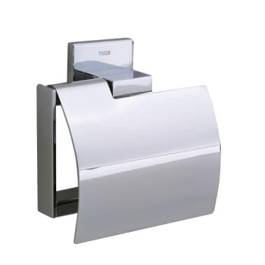 Tiger porta carta igienica items cromo 281620346 - Tiger accessori bagno ...