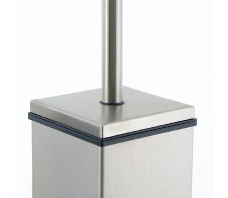 Tiger scopino per water wc con supporto items argento 282430946 - Tiger accessori bagno ...