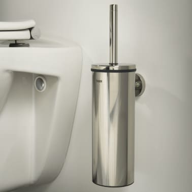 Tiger scopino per water wc con supporto boston cromo - Tiger accessori bagno ...