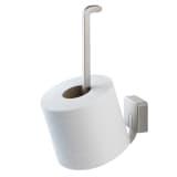 Tiger Spare Toilet Roll Holder Impuls Silver 385430946