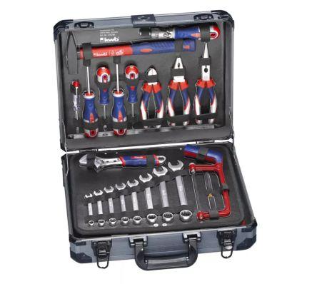 KWB - Coffre à outils de 129 pièces[1/11]