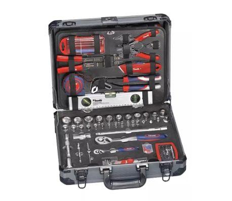 KWB - Coffre à outils de 129 pièces[11/11]