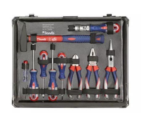 KWB - Coffre à outils de 129 pièces[4/11]