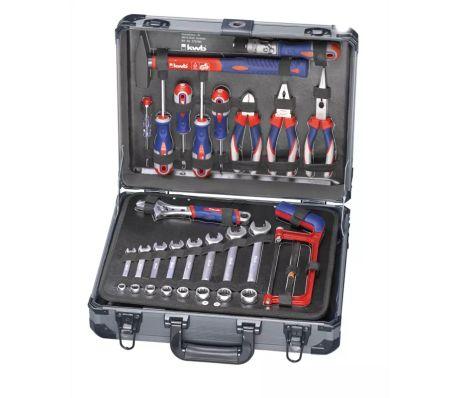 KWB - Coffre à outils de 129 pièces[10/11]