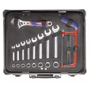 KWB - Coffre à outils de 129 pièces[2/11]